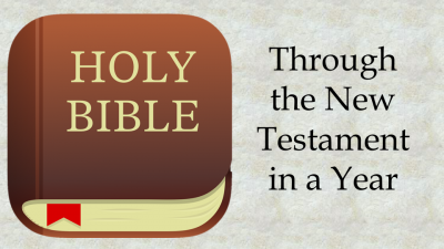 Through the New Testament in a Year