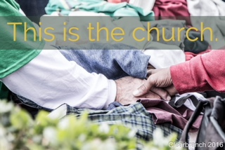 This Is The Church - Christmas Service Projects