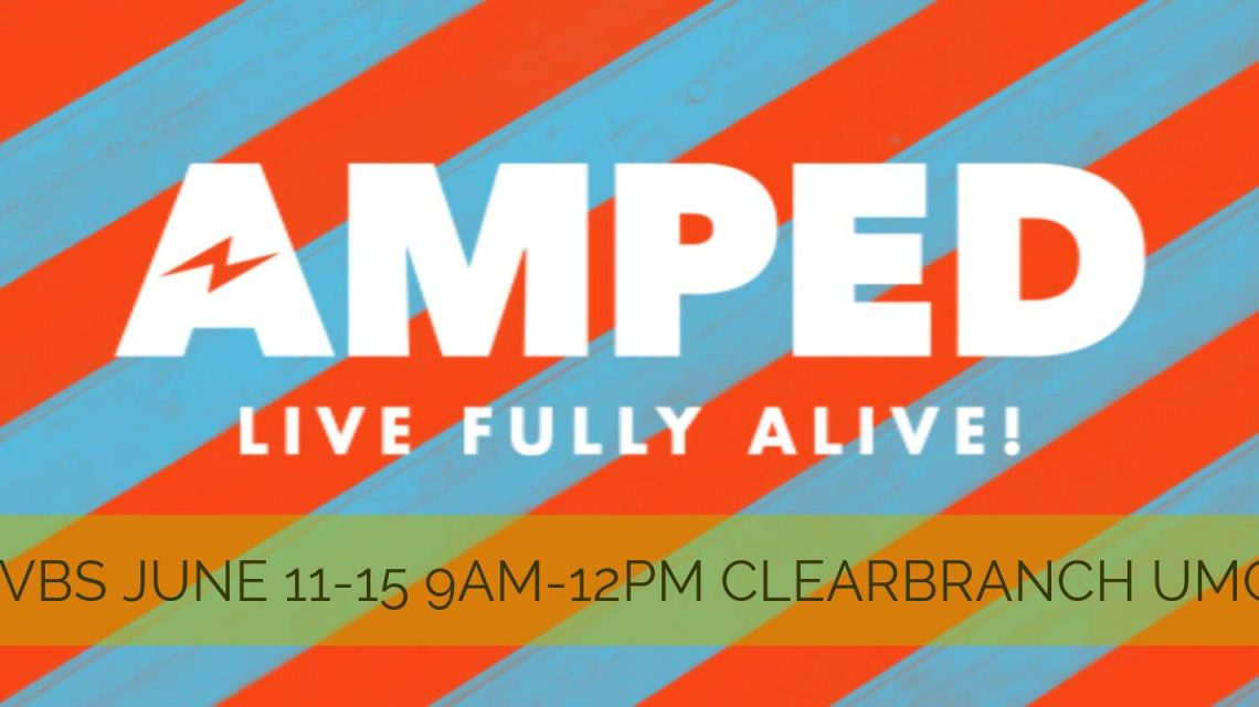 Amped VBS 2018