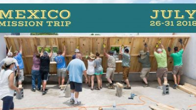 Mexico Mission Trip