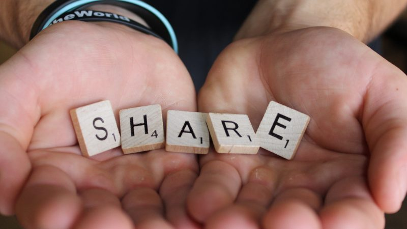 Current Sermon Series:  Share