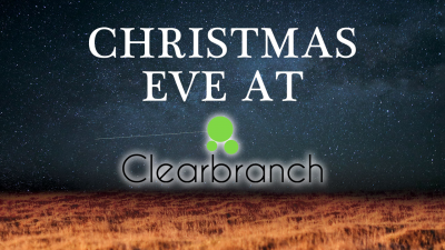 Christmas Eve at Clearbranch